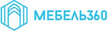 Логотип Мебель 360 Саки