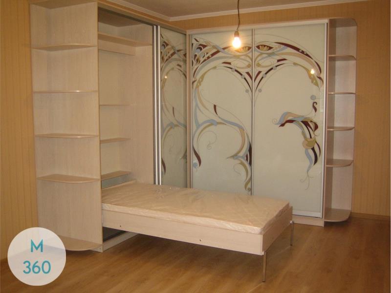 Шкаф-кровать Мёрфрисборо Арт 003849913
